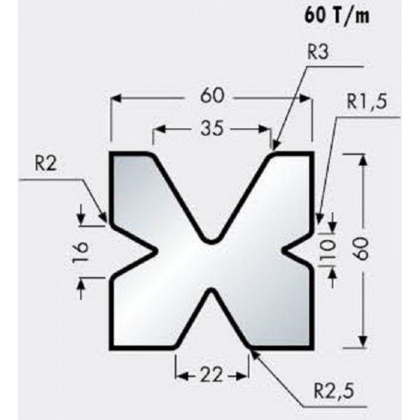 Matrices tipo Promecam
